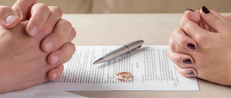 Divorce Impacts Estate Planning